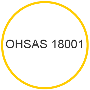 OHSAS 18001 Health and Safety