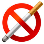 Smoke free zones outside and their impact