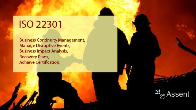 ISO 22301 Consultants