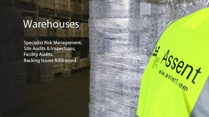 Warehouse Risk Management