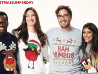 TEAMASSENT Christmas Jumper Day