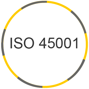 ISO 45001 Health and Safety