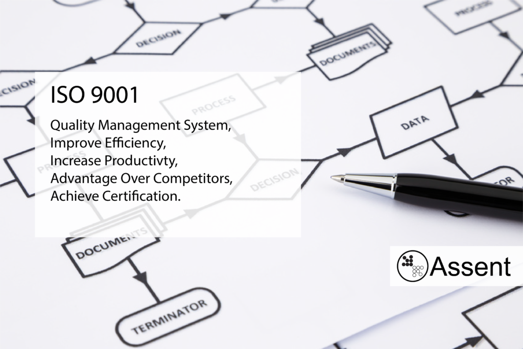 iso 9001 infrastructure and work environment