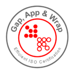 Gap, App and Wrap Efficient ISO Certification