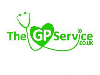 The GP Service logo
